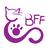 Best Friends Felines Logo